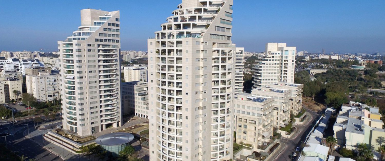 פרוייקט סביוני רמת אביב